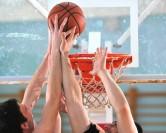 Le basket est un bon défouloir pour moi.