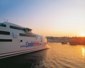 Rejoindre l'Angleterre avec Condor Ferries