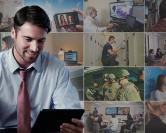 La video conference a changé notre activité