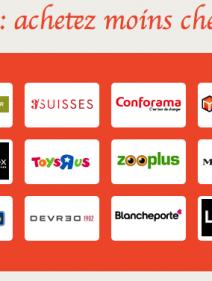 Des achats pas chers avec Ruedescodes.com