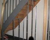 Amenagement placard sous escalier : un rangement optimisé
