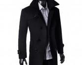Manteau long pour homme, attention si vous êtes petit !