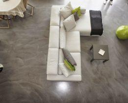Sol stratifié béton : comment l'intégrer à votre décoration ?